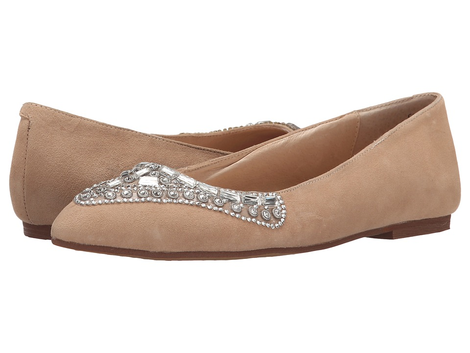 Kristin Cavallari Caela Now Nude Womens Flat Shoes