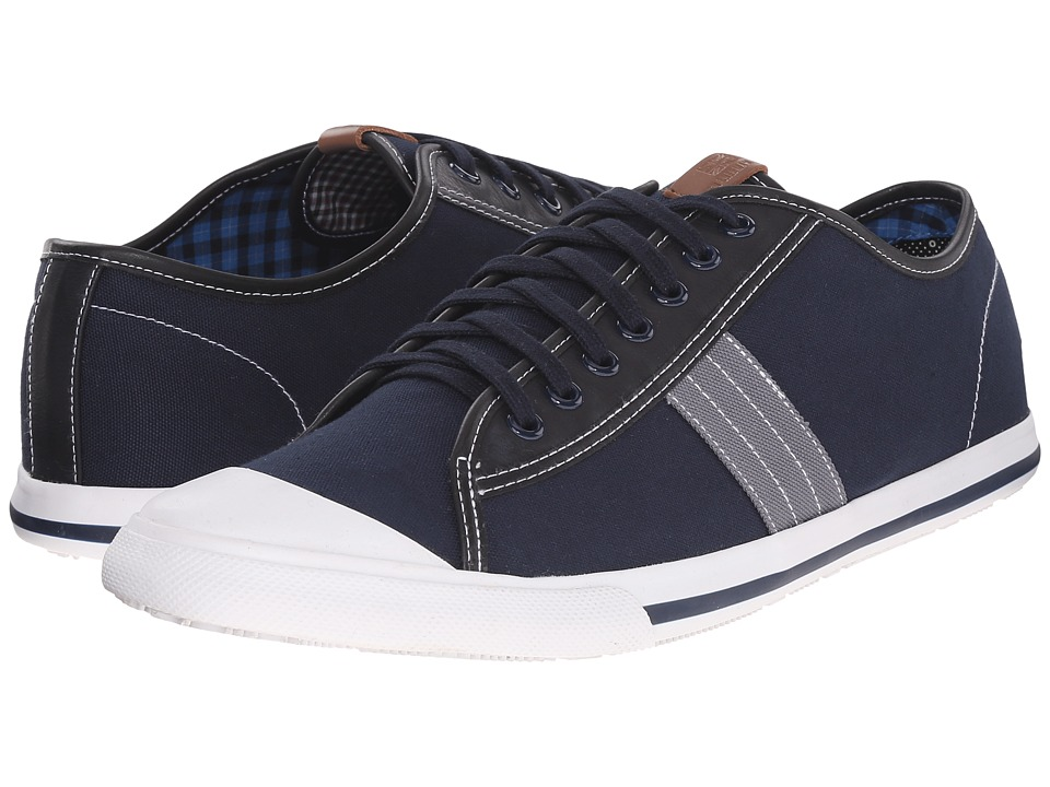 Ben Sherman Eddie Lo Navy Blazer Mens Lace up casual Shoes
