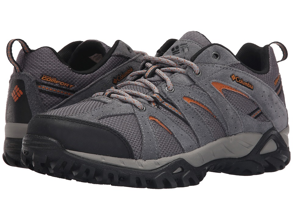 Columbia Grand Canyon (City Grey/Bright Copper) Men