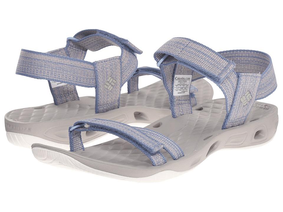 Columbia Sunbreeze Vent Avalon Dark Mirage/Pumice Stone Womens Sandals