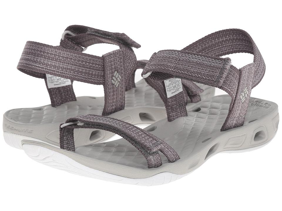 Columbia Sunbreeze Vent Avalon Quarry/Cool Grey Womens Sandals