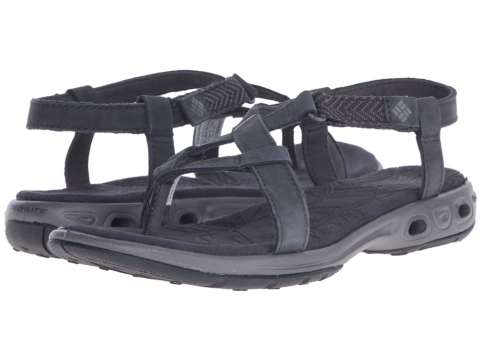 Columbia Abaco Vent Shark/Quarry Womens Sandals