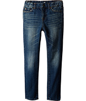 7 For All Mankind Kids - Paxtyn Jeans in Shaded Sun (Little Kids/Big Kids)
