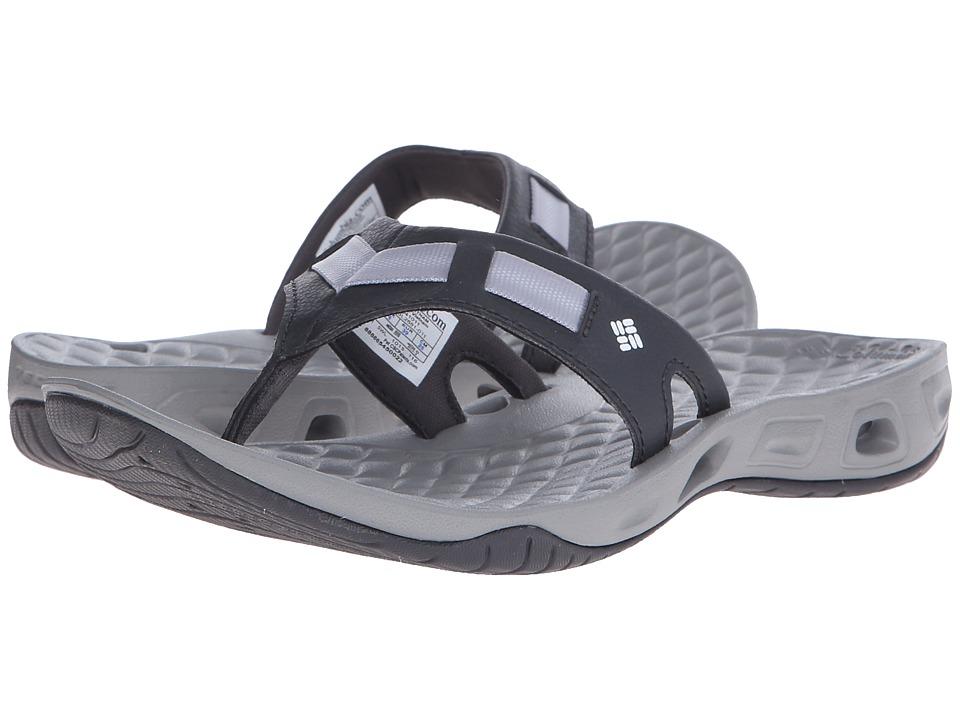 Columbia Sunbreeze Vent Cruz Flip Shark/White Womens Sandals