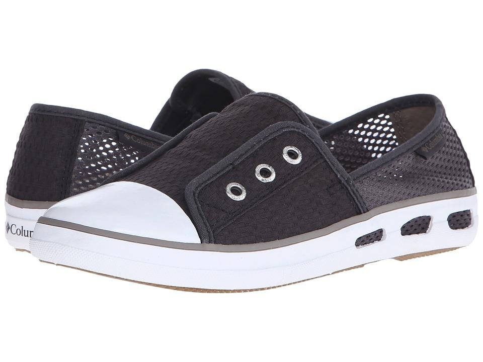Columbia Vulc N Vent Bombie Shark/Pebble Womens Shoes
