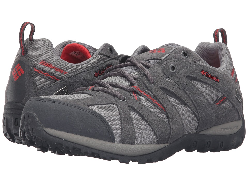 Grand Canyon Outdry (Light Grey/Poppy Red)