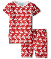 BedHead Kids - Short Sleeve Two-Piece Shorts Set (Toddler/Little Kids)