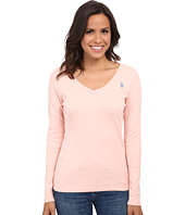 U.S. POLO ASSN. - Long Sleeve Jersey Polo