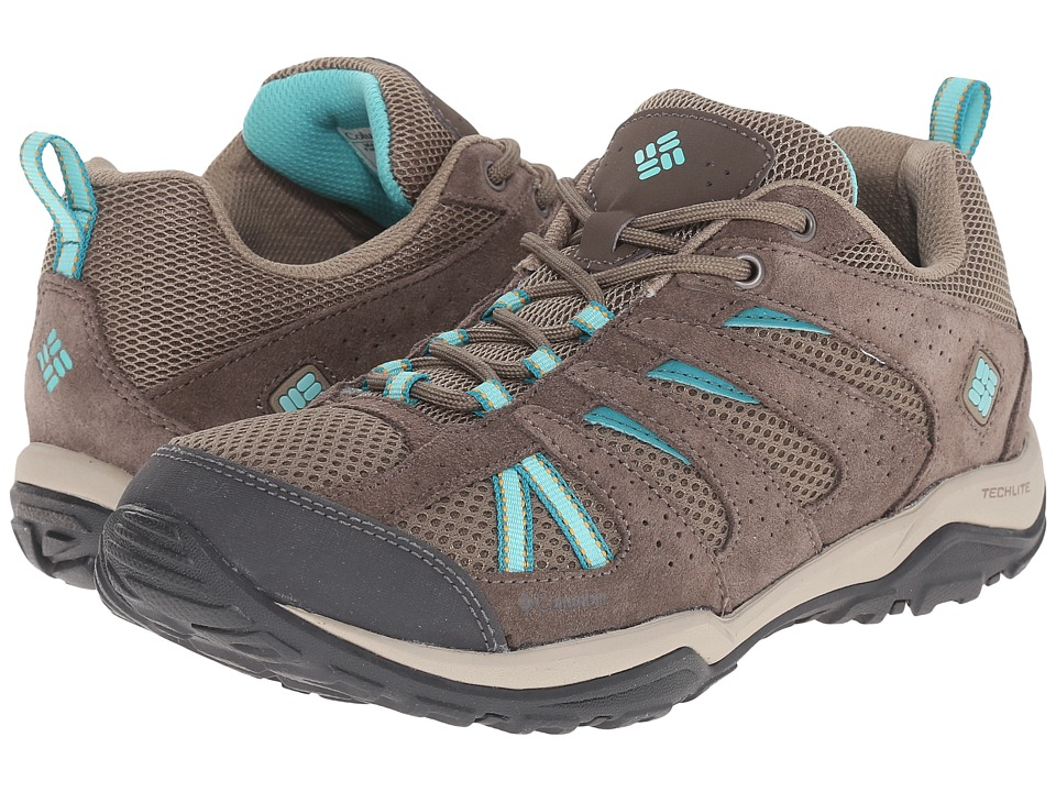 Columbia - Dakotatm Drifter (Pebble/Dolphin) Womens Shoes