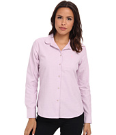 U.S. POLO ASSN. - Long Sleeve Dot Print Oxford Shirt