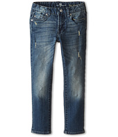 7 For All Mankind Kids - The Straight Jeans in Daredevil (Little Kids/Big Kids)