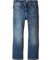 7 For All Mankind Kids - Standard Jeans in Sky Dark (Little Kids/Big Kids)