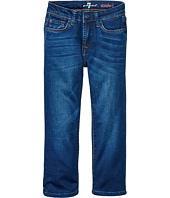 7 For All Mankind Kids - Standard Jeans in Northern Pacific (Little Kids/Big Kids)