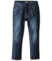 7 For All Mankind Kids - Slimmy Jeans in Prism (Little Kids/Big Kids)