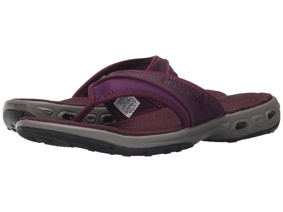 Columbia Kambi Vent Purple Dahlia/Glory Womens Shoes