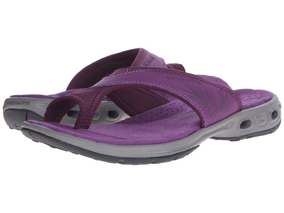 Columbia Kea Vent Glory/Purple Dahlia Womens Shoes