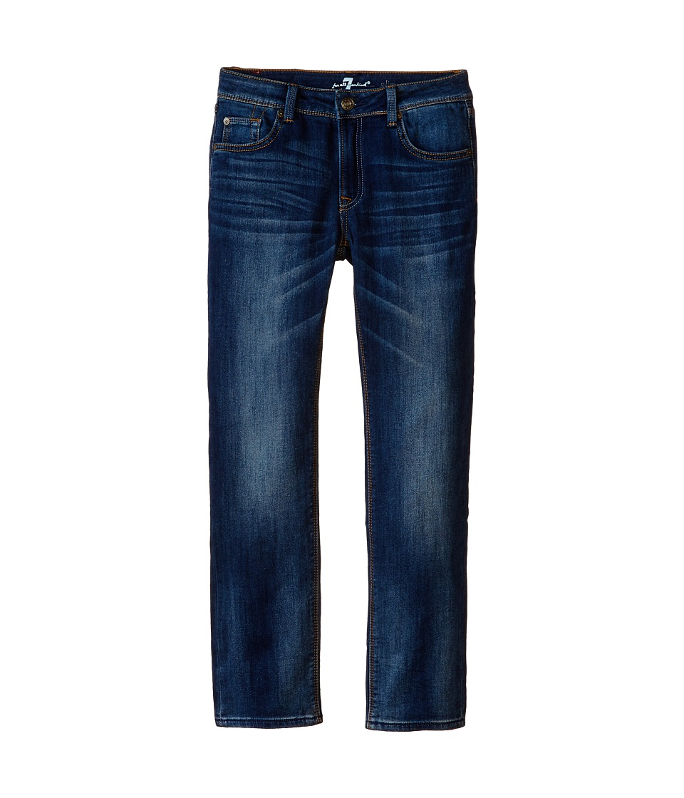 7 For All Mankind Kids - Slimmy Jeans in Heritage Blue