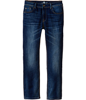 7 For All Mankind Kids - Slimmy Jeans in Heritage Blue (Big Kids)