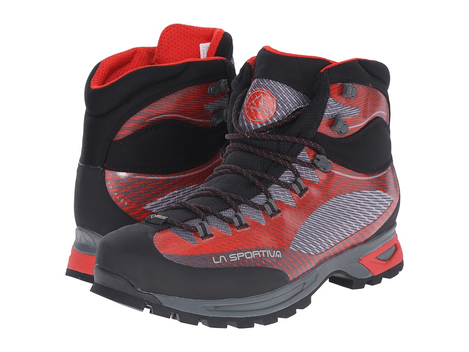 La Sportiva Trango TRK GTX Red Mens Shoes