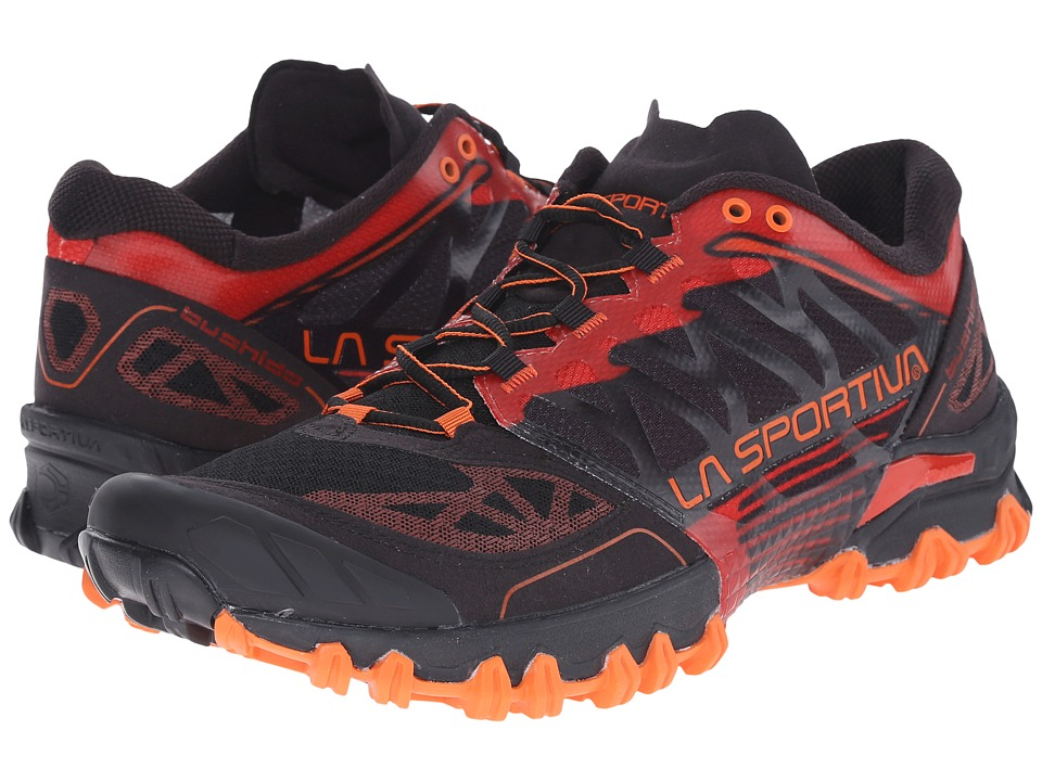La Sportiva Bushido Flame Mens Running Shoes