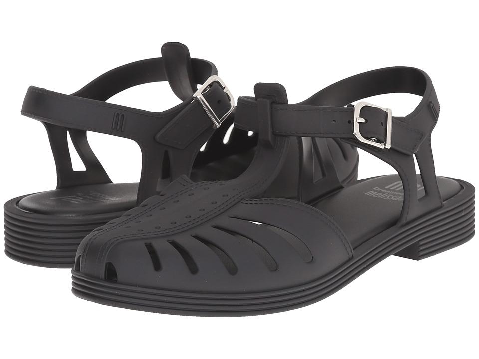 Mini Melissa Mel Aranha 1979 Little Kid/Big Kid Black Girls Shoes