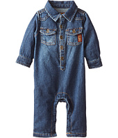 7 For All Mankind Kids - Denim Coverall (Infant)