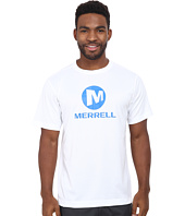 Merrell - Stacked Logo Tech Tee