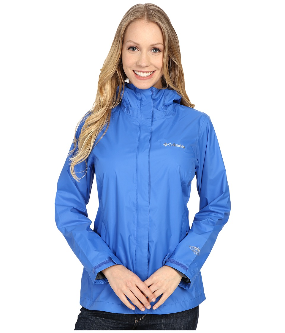 Columbia Arcadia IItm Jacket (Stormy Blue) Women
