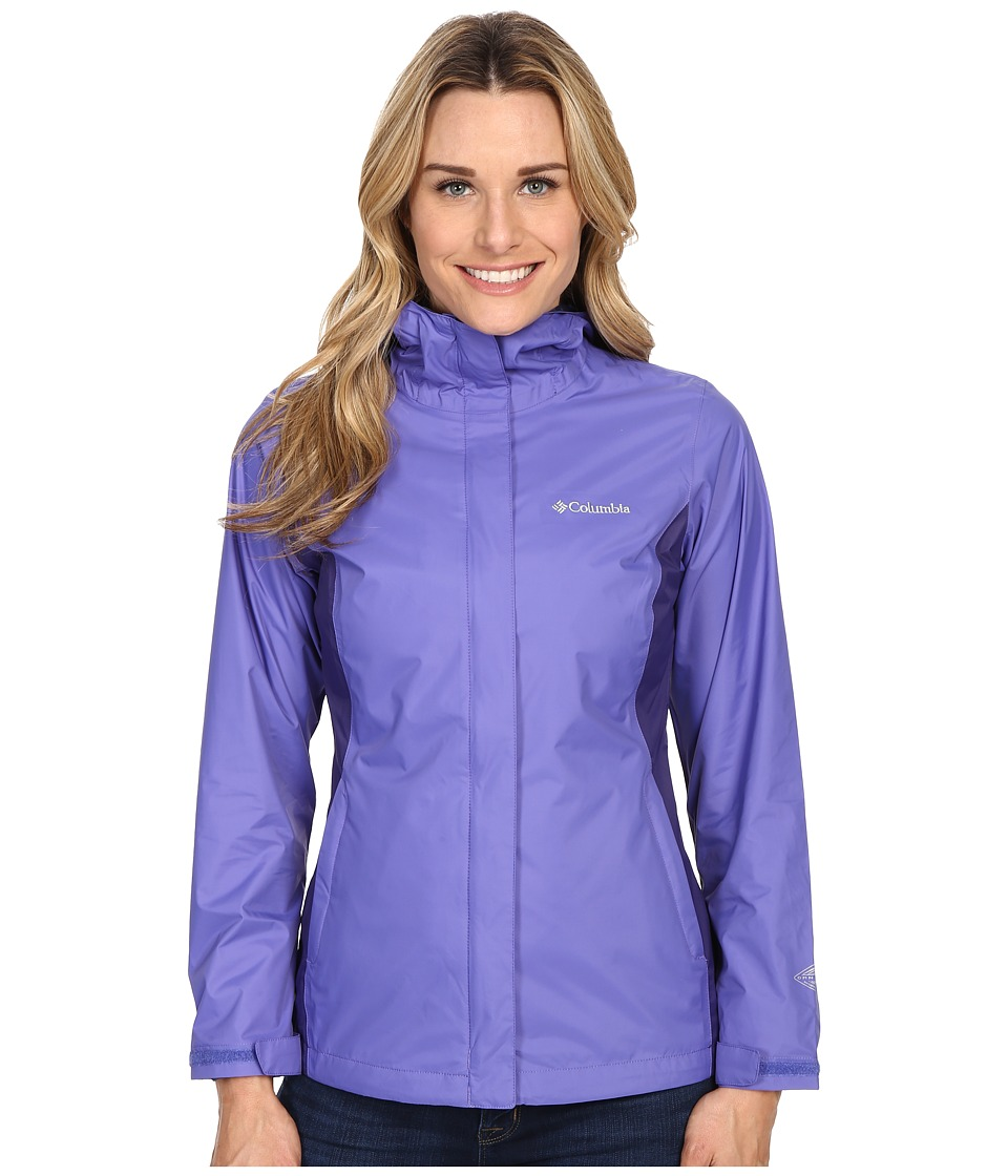 Columbia Arcadia II Jacket (Purple Lotus/Skyward) Women