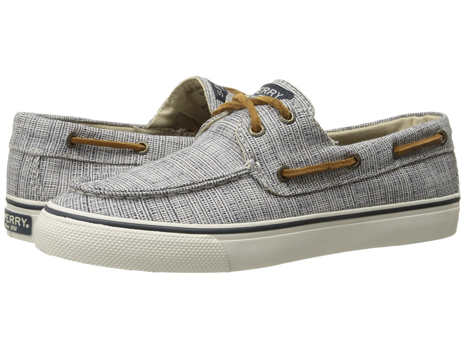 Sperry Top-Sider - Bahama Canvas Hatch (Navy Multi) Women