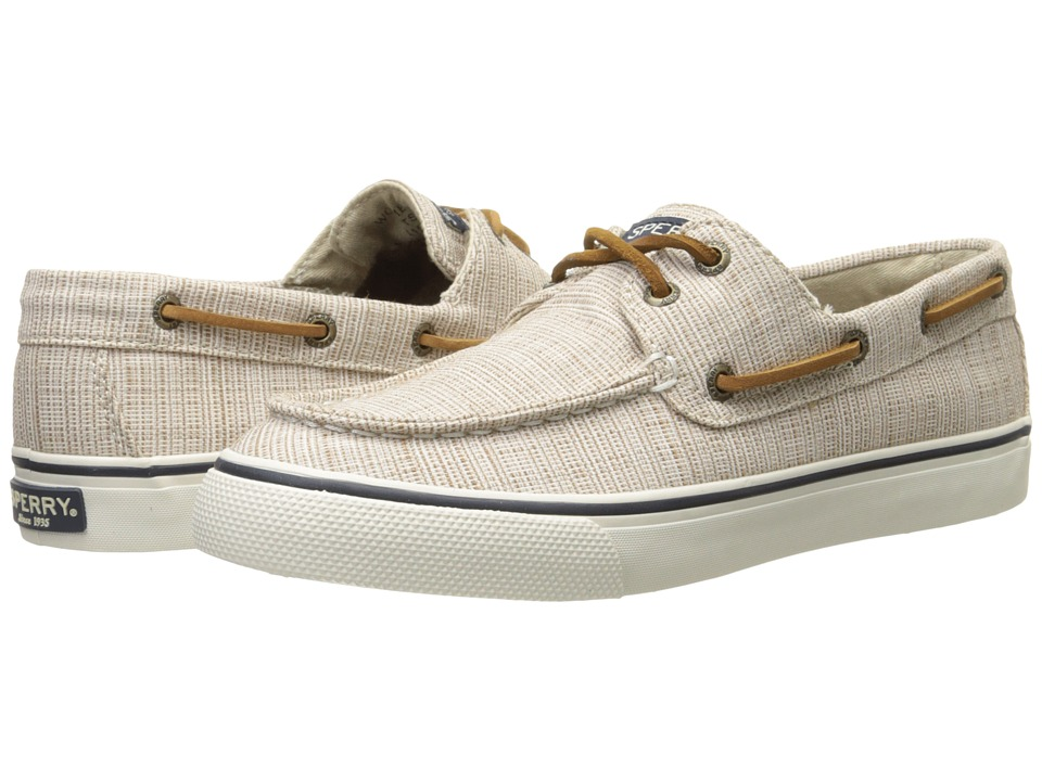 Sperry Top-Sider - Bahama Canvas Hatch (Taupe Multi) Women