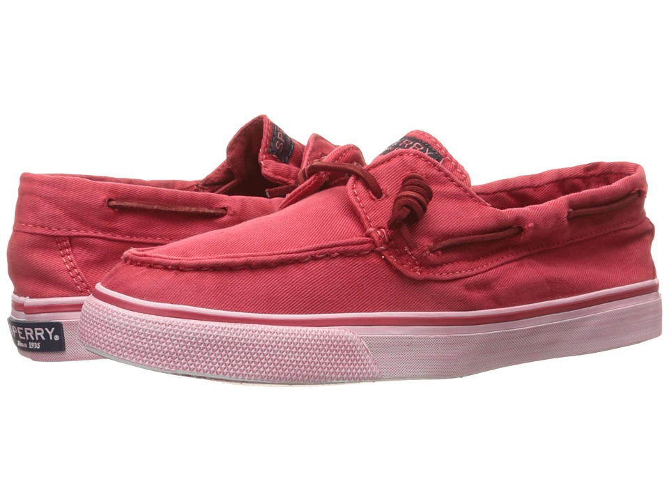 Sperry Top-Sider - Bahama Washed (Red) Women