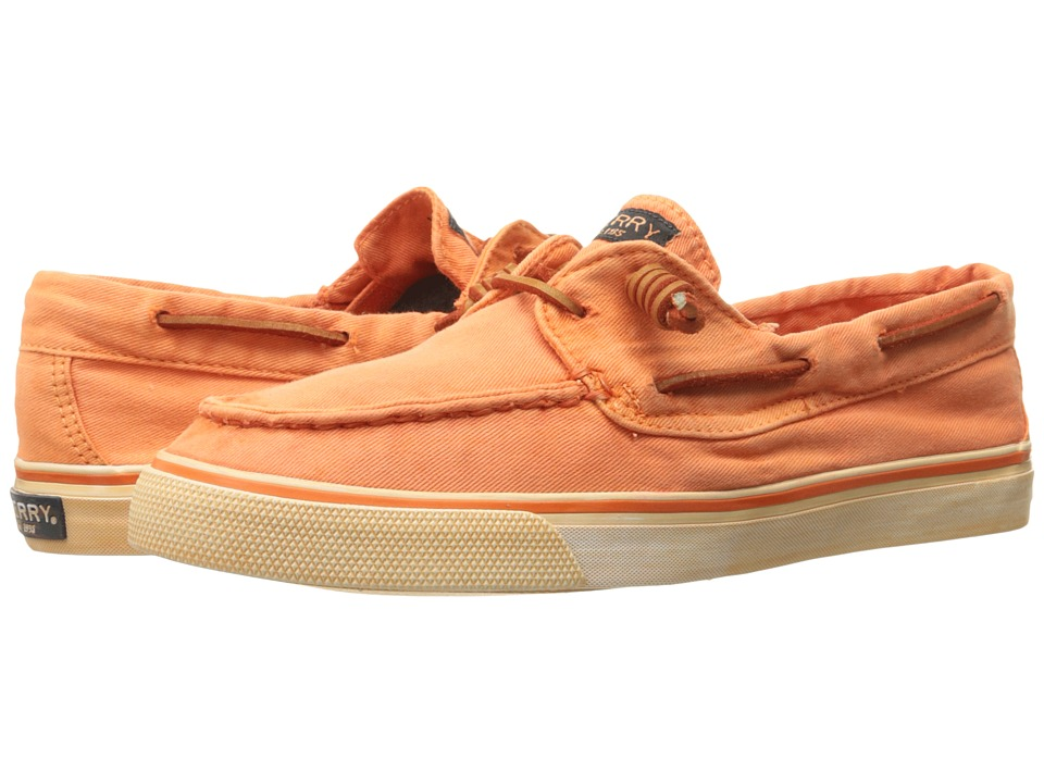 Sperry Top-Sider - Bahama Washed (Bright Orange) Women