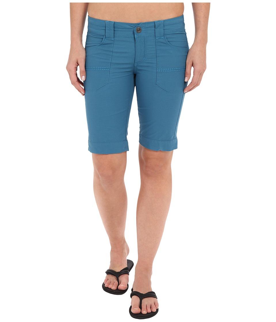 Kuhl Kendra Cuff Shorts Ocean Womens Shorts