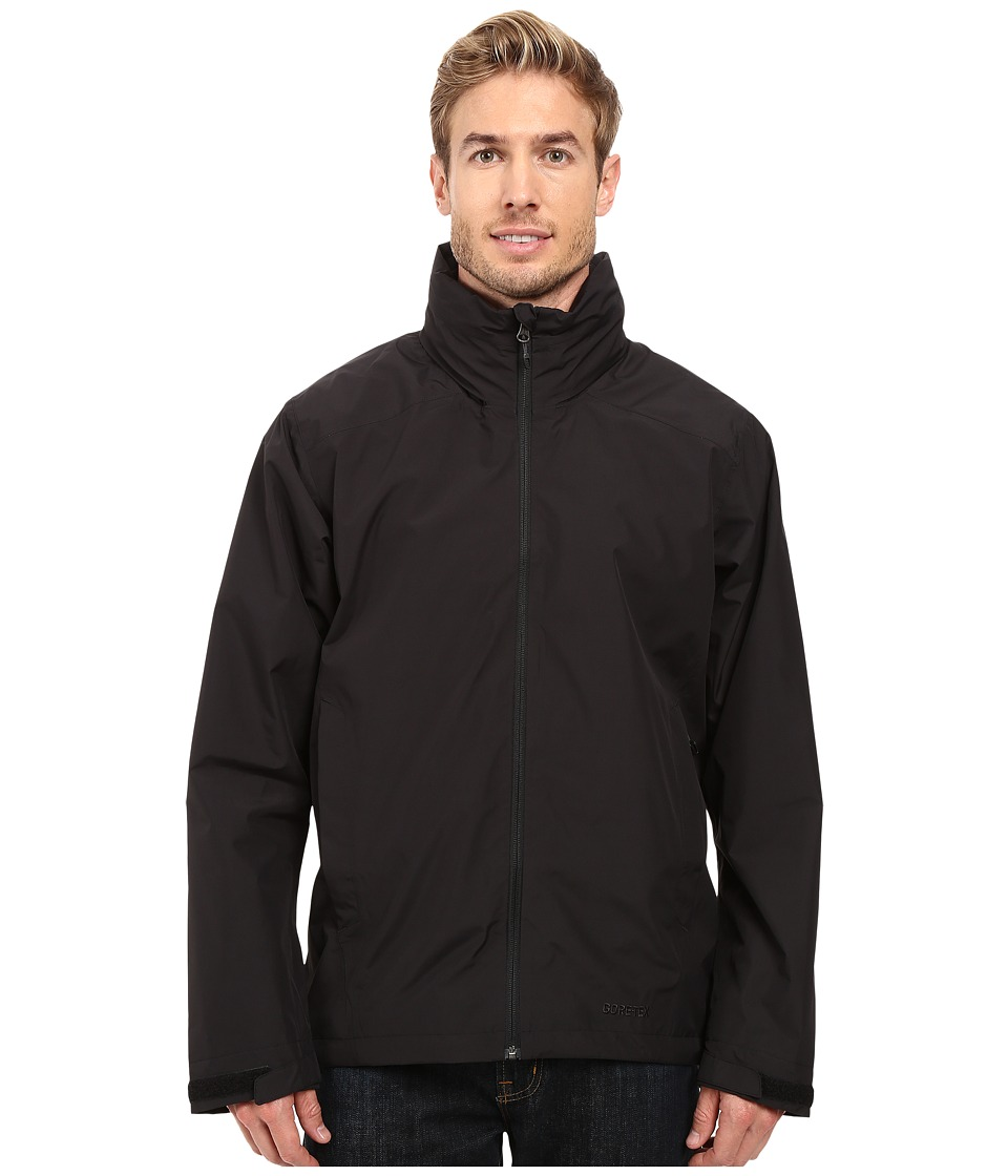 Image of adidas Outdoor - All Outdoor 2L GORE-TEX Wandertag Jacket (Black) Men's Coat