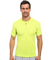 adidas Outdoor - 37.5™ 1/2 Zip Short Sleeve Tee