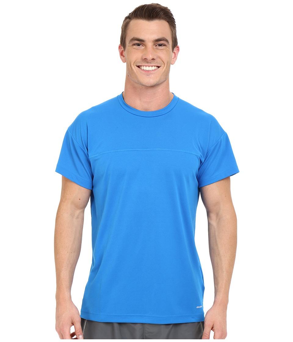 adidas Outdoor - Hi Dry Tee (Shock Blue) Men
