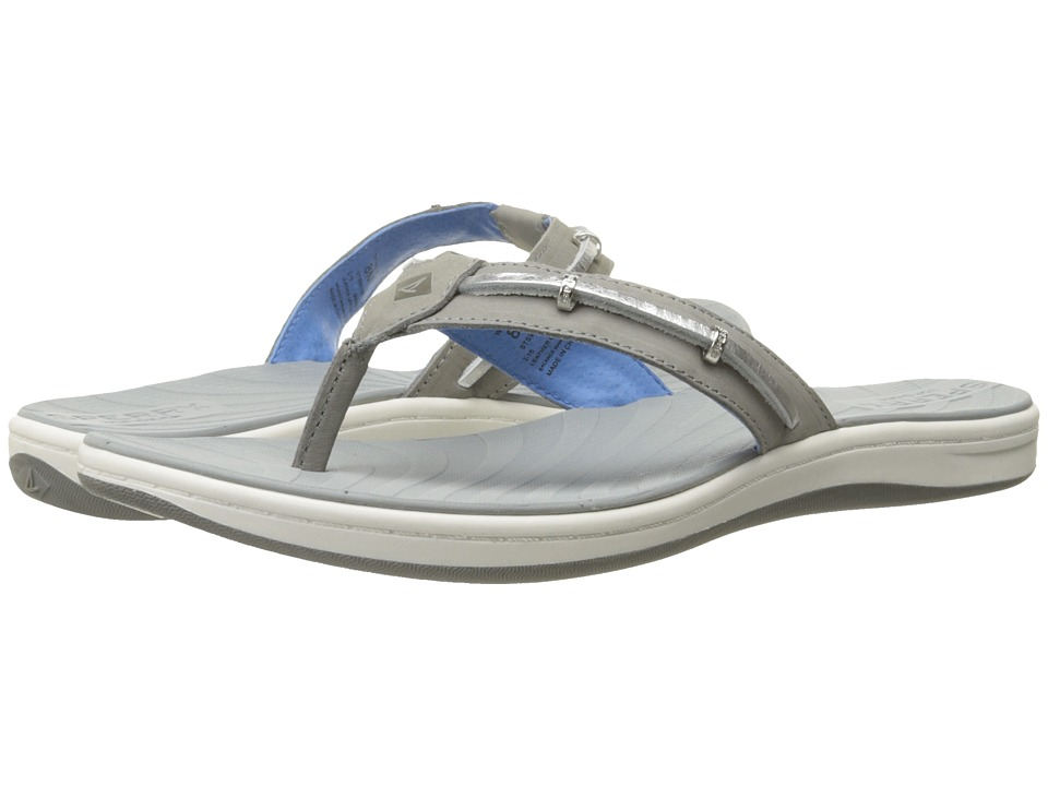 Sperry Top-Sider - Seabrook Wave (Grey/Silver) Women