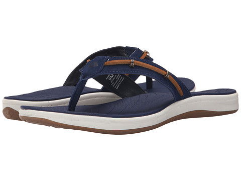 Sperry Top-Sider Seabrook Wave - Navy/Tan