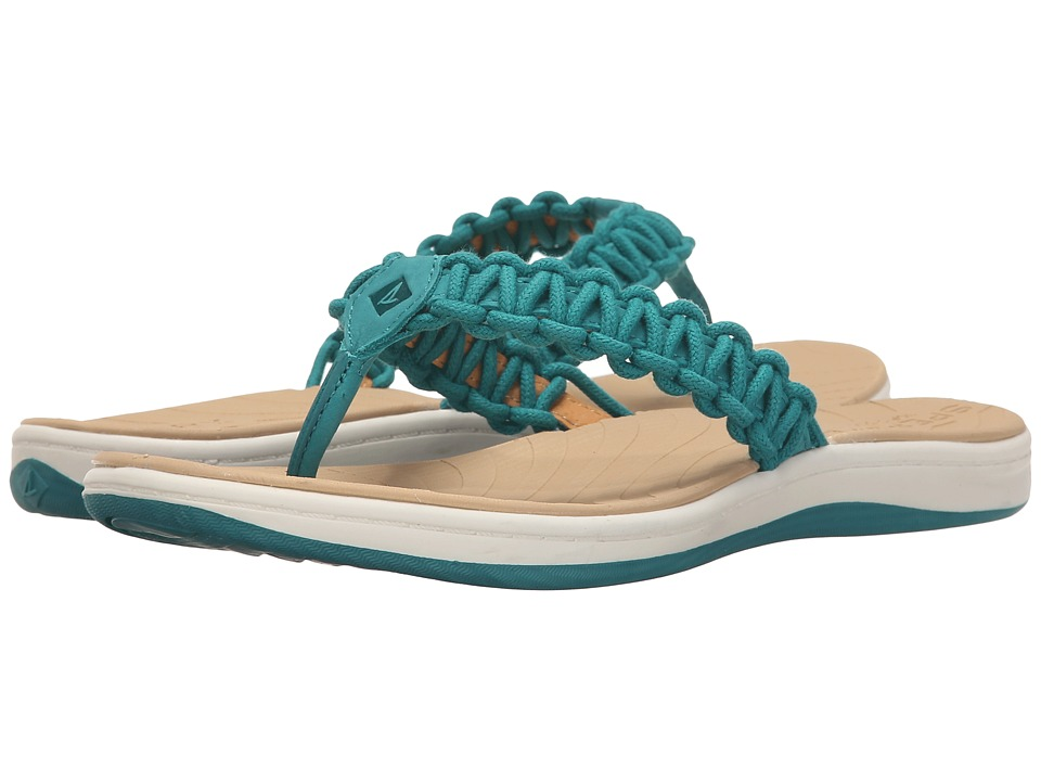 Sperry Top-Sider - Seabrook Current (Teal) Women