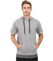 adidas - Wall Short Sleeve Hoodie