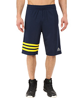 adidas - Made In March 3-Stripe Shorts
