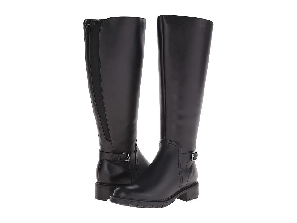 Blondo - Vassa Wide Shaft Waterproof (Black Tucson) Womens Boots