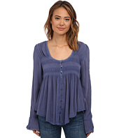 Free People - Blue Bird Smocked Top