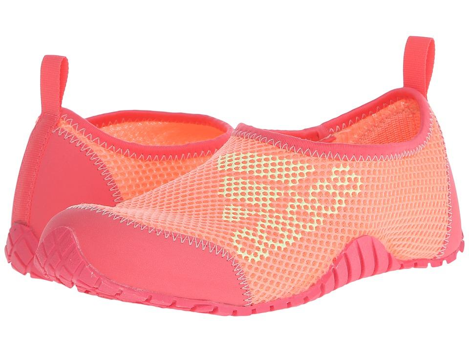 adidas Outdoor Kids Kurobe Toddler/Little Kid/Big Kid Super Blush/Halo/Sun Glow Girls Shoes