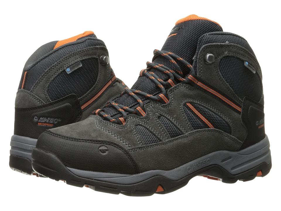 Hi Tec Bandera II Mid Waterproof Charcoal/Graphite/Cobalt Mens Boots