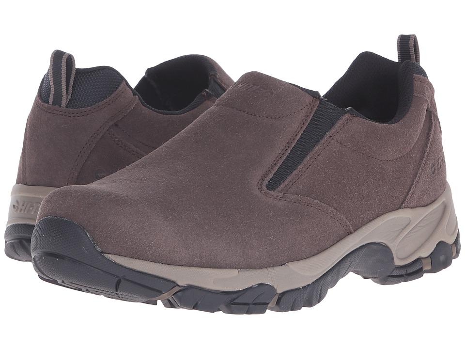 Hi Tec Altitude Moc Suede Dark Chocolate Mens Boots