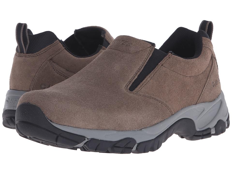 Hi Tec Altitude Moc Suede Smokey Brown Mens Boots