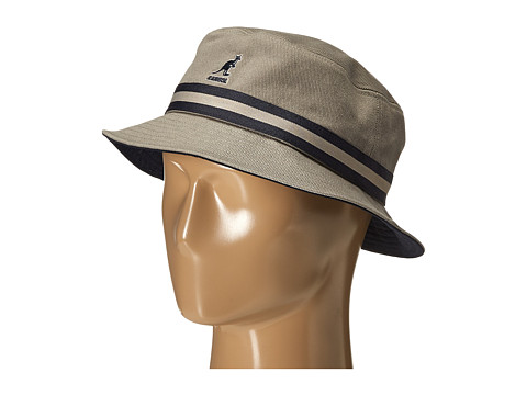 Kangol Stripe Lahinch - Grey