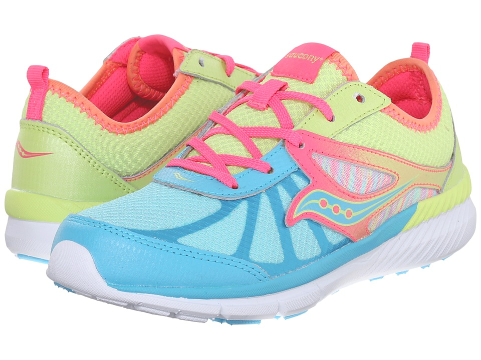 Saucony Kids - Volt (Big Kid) (Mutli) Girls Shoes